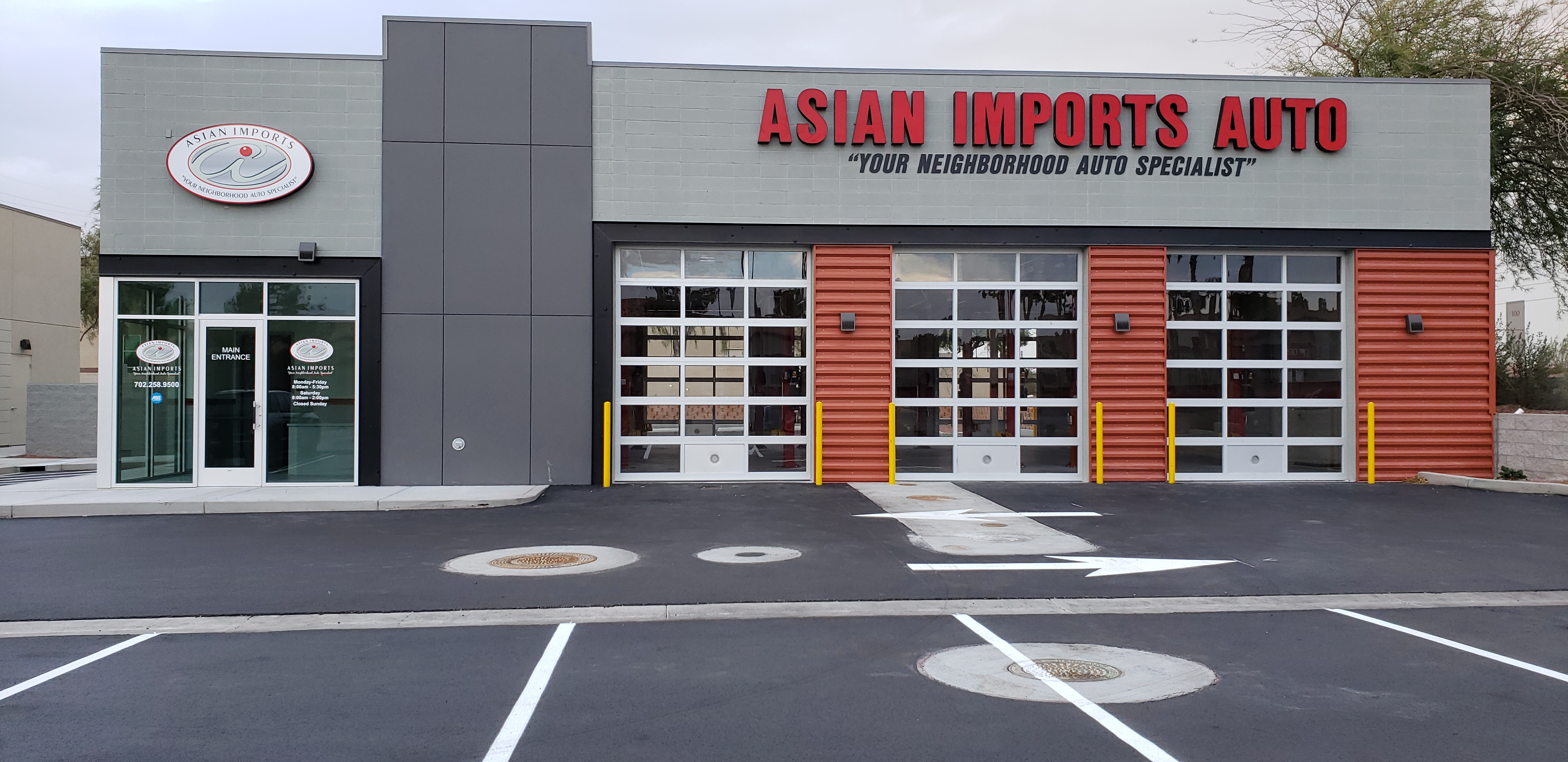 Asian Imports Auto Arrives in Henderson!